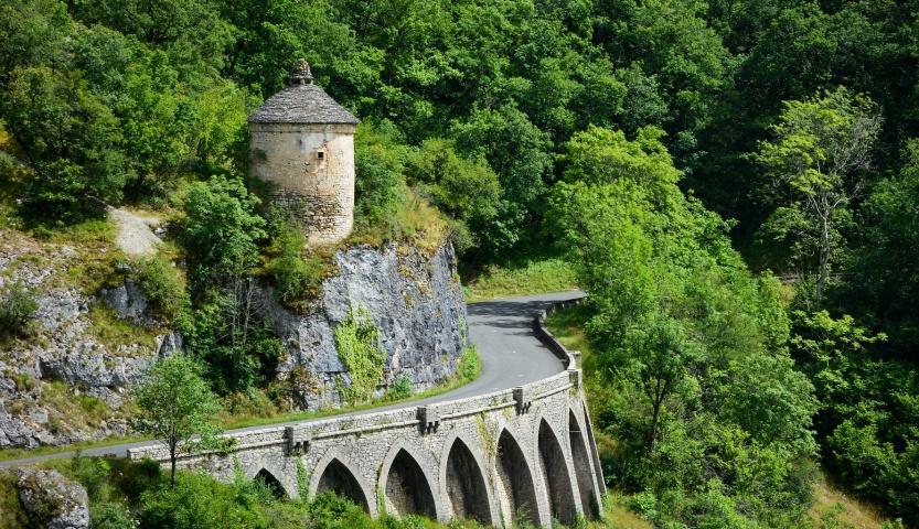 Rocamadour – ulubiona wioska Francuzów.