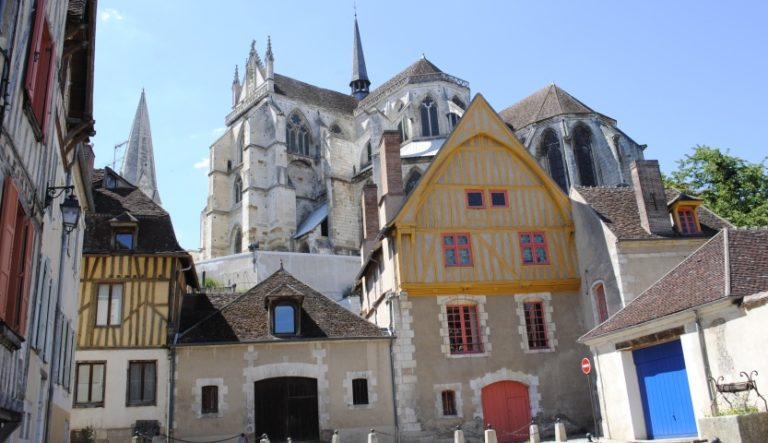 Weekend w Auxerre